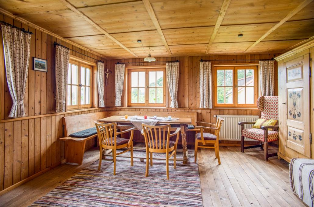 Wem Eine Im Alten Westallgäuer Stil Liebevoll Eingerichtete Wohnung  Gefällt, Aber Nicht Auf Drei Sterne ***Komfort Verzichten Möchte, Wird Sich  Beim ...